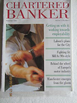 CHARTERED BANKERS MAGAZINE X 4-1995/6
