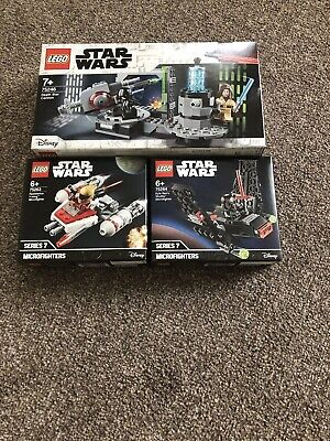 Lego Star Wars Sets New