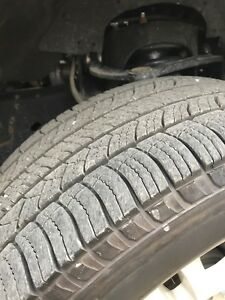 New michelin latitude tires to trade for other tires