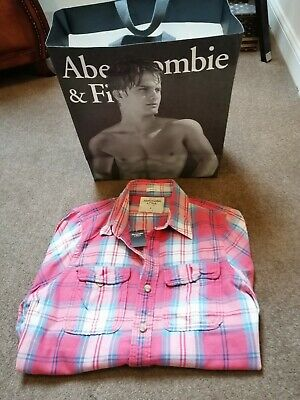 ABERCROMBIE AND FITCH, A&F SHIRT BNWT
