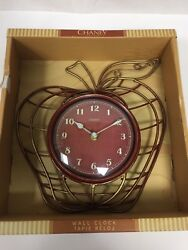 Chaney the best of times apple wall clock please read