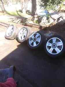 Multi fit mag wheels Horseshoe Bend Maitland Area Preview