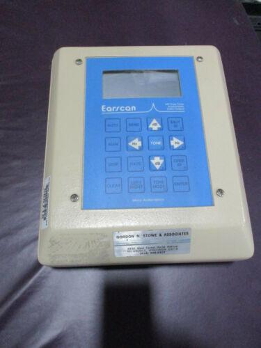 Micro Audiometrics Earscan Pure Tone Audiometer EA60A ES-AM