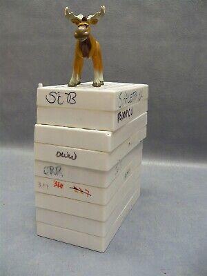 Vial Rack 5x10 White Holds 50 Vials Lot Of 9