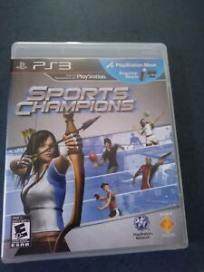 Sports champions ps move
