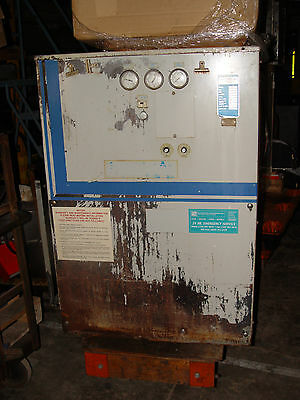 500 Cfm Great Lakes R-22 Refrigerated Compressed Air Dryer Grf-500