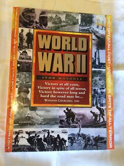 War Book Collection (11 books) Tewantin Noosa Area Preview