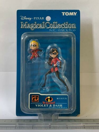 Disney Magical Collection 119 Violet & Dash