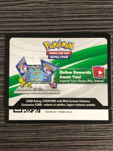 Pokemon Gardevoir V Swsh105 V Battle Deck Online Promo Code