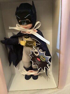 "8"" Madame Alexander Dolls Batman Superhero Rare #70005 MINT IN BOX"