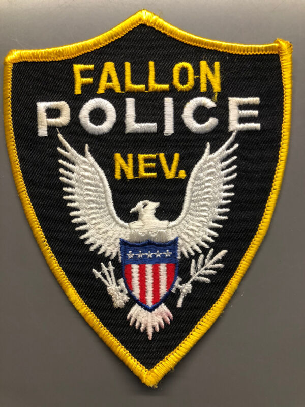 Fallon Nevada Police Patch