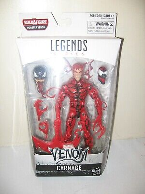 Marvel Legends Carnage Venom Series BAF Monster Venom Figure -by Hasbro