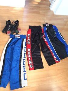 Lot 5$ vêtements sport et soulier