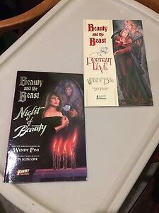 Graphic Books Beauty and the Beast by Wendy Pini