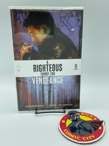 A Righteous Thirst For Vengeance #1 1:25 Tula Lotay Variant Rick Remender
