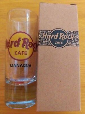 HRC HARD ROCK CAFE Managua Nicaragua Double 4