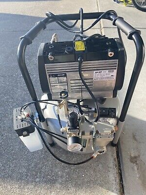 Jun-air Of302-15b 15 Liter4 Gallon Quiet Medicaldental Compressor