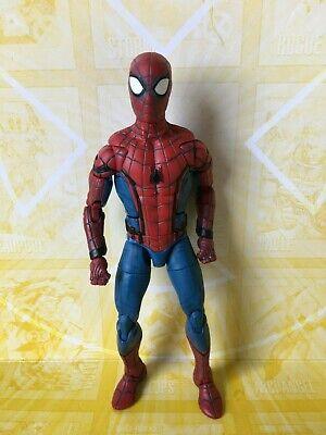 Marvel Legends Hasbro Vulture BAF Series Tech Spider-Man Action Figure (D)