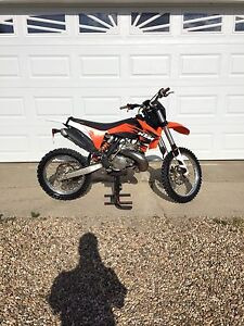 Mint condition KTM SX250