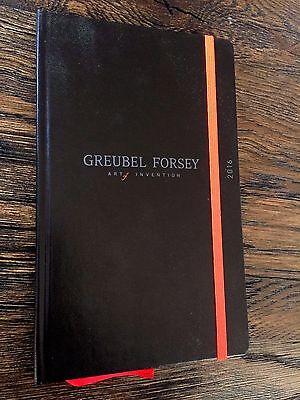 Greubel Forsey 2016