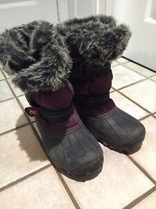 Bottes d'hiver pour filles Acton