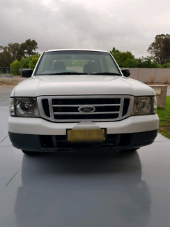 2006 Turbo Diesel Dual Cab Ford Courier