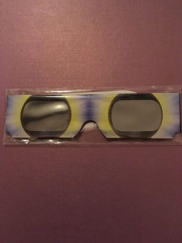 LAST PAIR! American Total Solar Eclipse glasses 8-21-2017 souvenir 4-8-2024