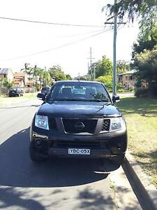 2012 Nissan Navara Ute Tweed Heads Tweed Heads Area Preview