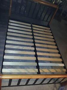 Bed Frame only-no mattress (1 Queen & 1 double size) $89 each Darra Brisbane South West Preview