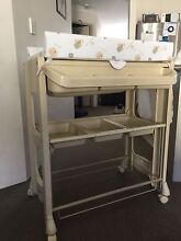 Change table/baby bath Armadale Armadale Area Preview