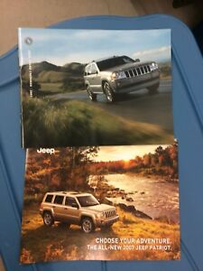 Jeep and Ram Sales Brochures