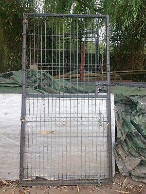 Heavy Duty Steel Security Gate 2350mm x 1220 mm