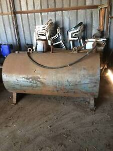 Fuel Tank 1100 litre with Pump, Hose & Nozzle. Good Condition Pyramid Hill Loddon Area Preview