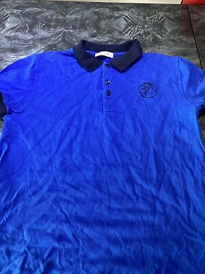 mens versace polo shirt