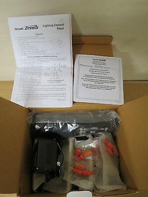 HEATH/ZENITH WC-6070-00 ONE IVORY WIRELESS 3-WAY WALL SWITCH TRANSMITTER Zenith Wireless Switch
