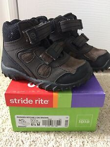 Stride Rite Winter Boots size 6.5