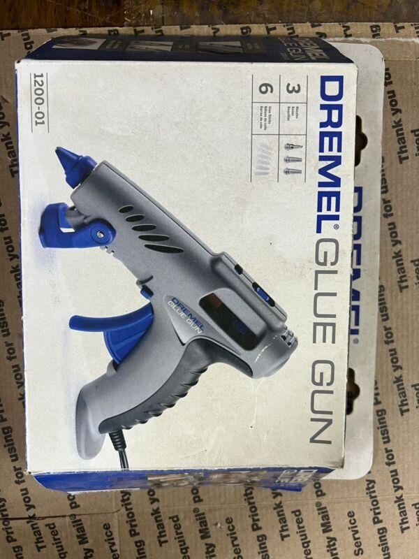 Dremel glue gun model 1200 NOS FREE SHIP