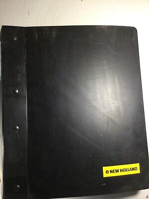 New Holland W190b Tier 3 Wheel Loader Repair Service Manual