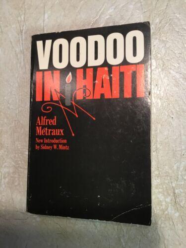 VOODOO IN HAITI By Alfred Metraux