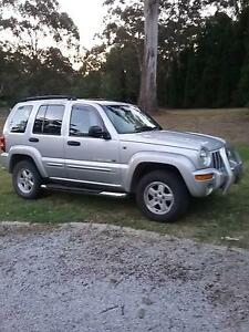 2002 Jeep Cherokee Wagon Bowral Bowral Area Preview