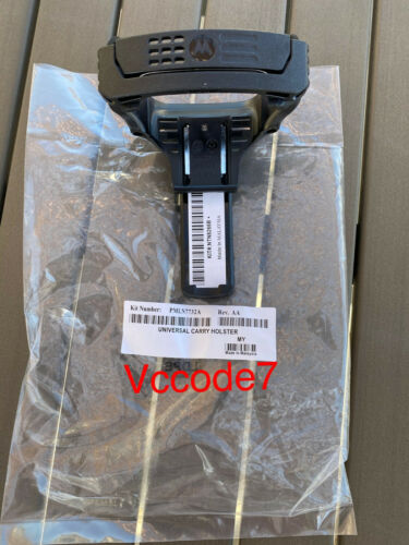 Motorola APX6000 SRX2200 APX7000 (XE) APX8000 (XE) UNIVERSAL HOLSTER PMLN7732A