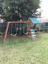 Swing set children's play equipment kids outdoor Kingswood Mitcham Area Preview