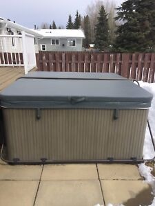 2009 Beachcomber Hot tub