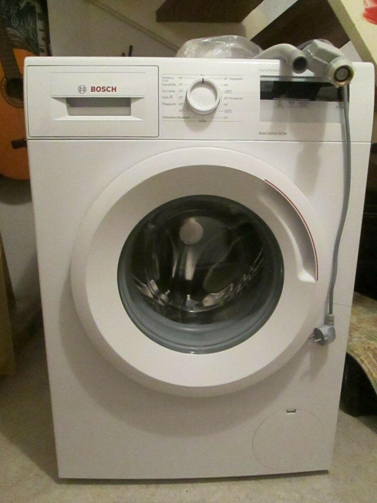 BOSCH Serie 4 WAN28020 60 Kg Waschmaschine Frontlader 1400 UMin