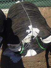 Black PVC 315 fencing wire Medina Kwinana Area Preview