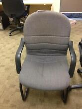 2 office chairs Highett Bayside Area Preview