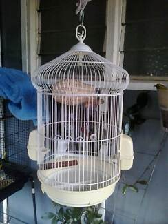 round bird cage Rivervale Belmont Area Preview