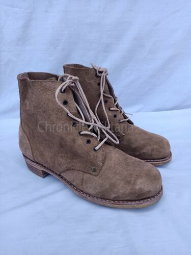 British ww1 b5 boots size 12 US 45 EU