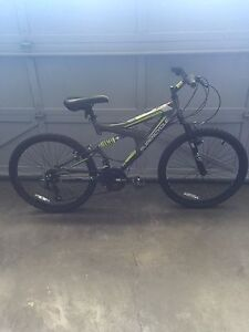 Newer SuperCycle Full Suspension Mountain Bike