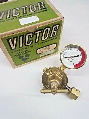Victor Acetylene Manifold Regulator